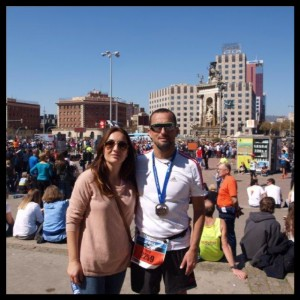 barcelona maraton llegada paco lucia