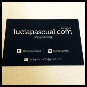 encuentro blogger tarjeta luciapascual