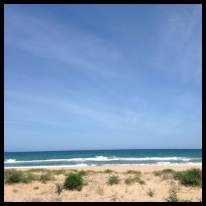 Playa de Gandia luciapascual