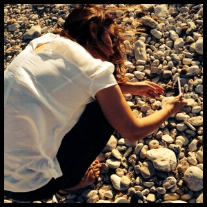 la camiseta foto rocas luciapascual