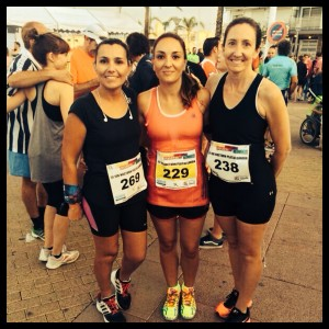 10 k nocturno playagandia runners luciapascual