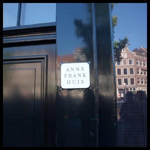 Amsterdam anne frank huis luciapascual