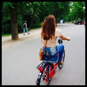 amsterdam paseo bici voldenpark luciapascual