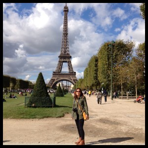 travel&run paris luciapascual
