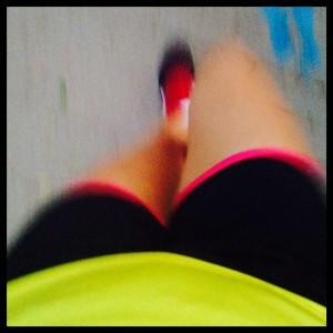 calor y lesion adidas correr luciapascual
