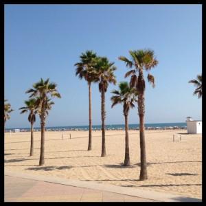 bici verano playa foto 1 luciapascual