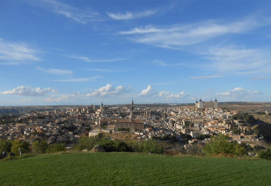 Toledo en familia…