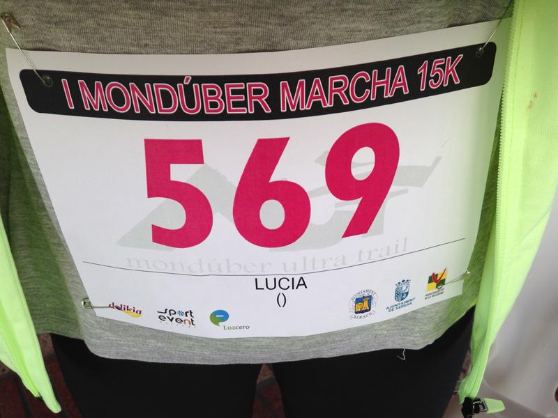 Montdúver Trail (08/11/2014)