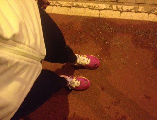 Resaca runner…